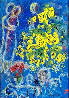 Marc Chagall In Mostra A Lucca Nel 2012