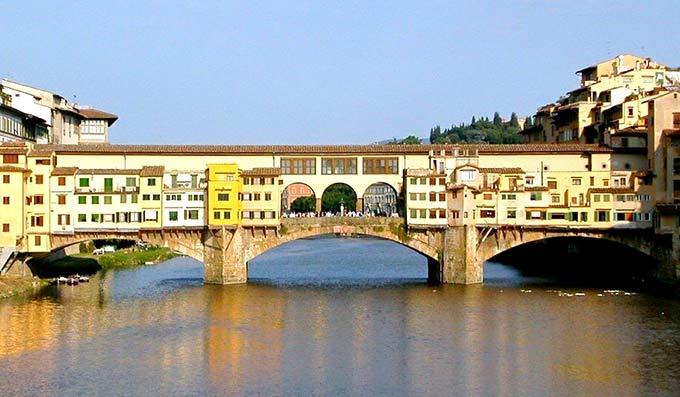 Firenze Ponte Vecchio A Firenzejpg