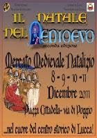 Mercato Natale Lucca 2011