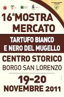 Tartufo Bianco E Nero. Mostra Mercato A Borgo San Lorenzo