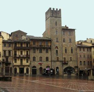 Piazza Vassero Ad Arezzo