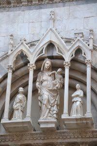 Statua S. michele