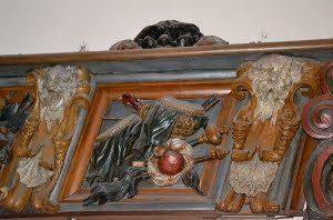 rilievo chiesa cavalieri