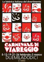 Carnevale Di Viareggio 2012 In Arrivo…