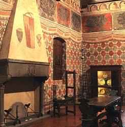 Gli Interni Di Palazzo Davanzati A Firenze