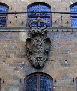 Palazzo Davanzati A Firenze. Museo Della Casa Fiorentina Antica