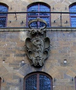 Palazzo Davanzati Particolare
