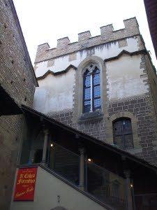 Il Palagio Di Parte Guelfa E L'ex Chiesa Di San Biagio…Visitando Firenze