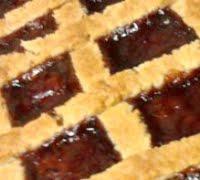 Crostata Con Marmellata Fragole