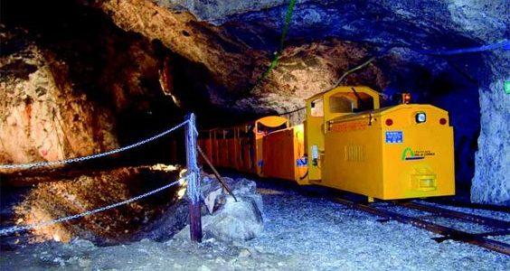 Il Parco Archeologico-minerario Di San Silvestro In Val Di Cornia