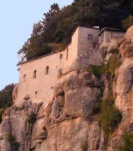 San Francesco Della Verna. In Giro Per I Santuari Della Toscana