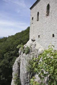 Il Santuario di San Francesco de La Verna