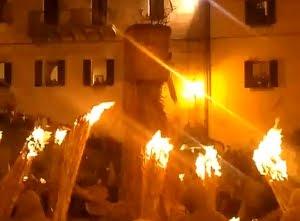 Torciata Pitigliano 2012