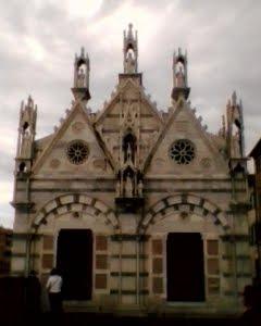 Facciata Chiesa Della Spina