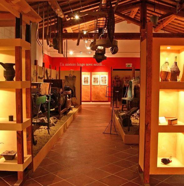 Il Museo Del Brunello A Montalcino