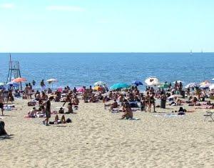 Spiaggia Tirrenia