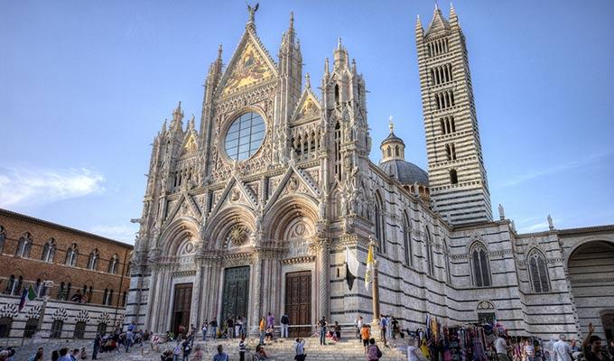 La Cattedrale Di Santa Maria Assunta A Siena