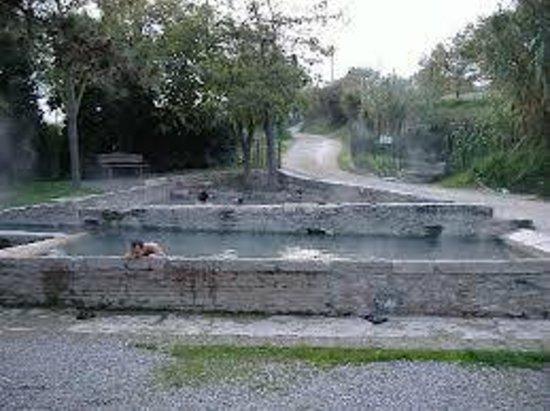 Terme Libere E A Pagamento In Toscana