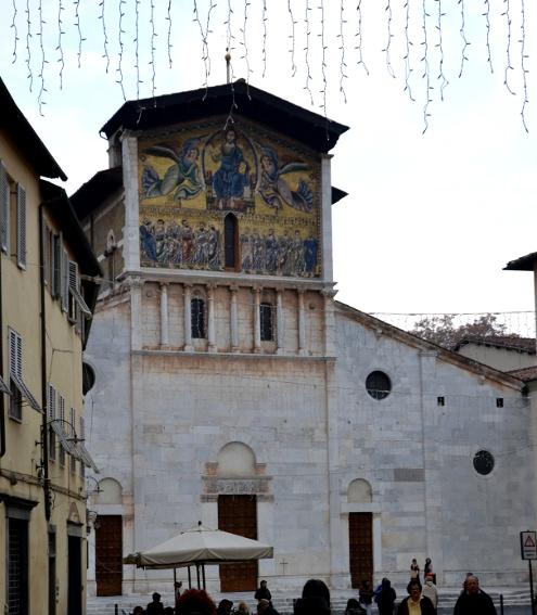 San Frediano Facciata
