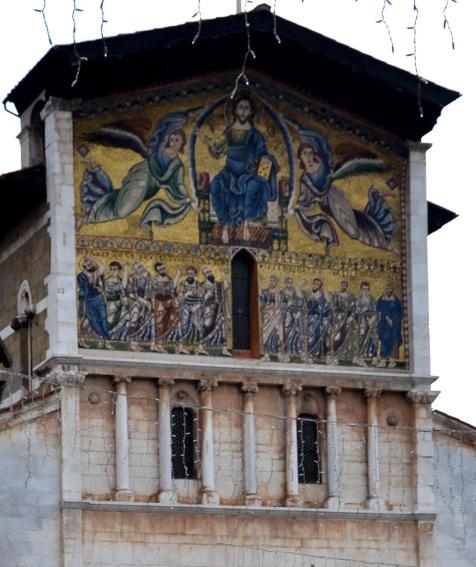 affresco San Frediano