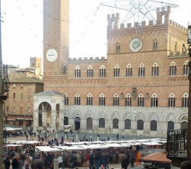 Aria Natalizia A Siena. Mercatini Ed Eventi Per Natale 2012.