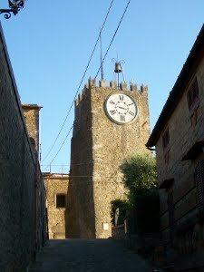 torre orologio montecatini alto claudia