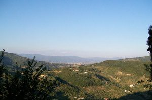 vista da montecatini alto claudia 2