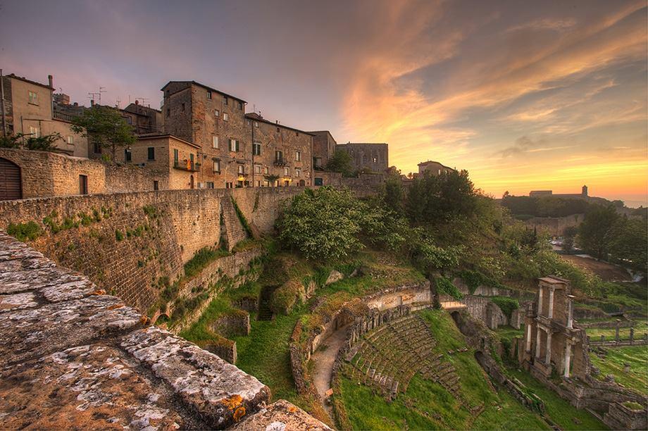 Il Teatro Romano A Volterra, Meraviglia Da Scoprire