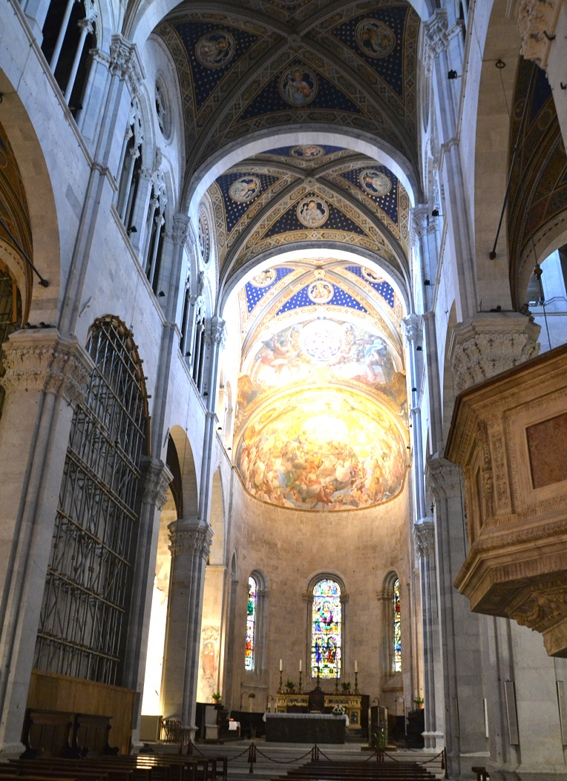 Interno Duomo Lucca