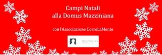 Campi Natali Presso La Domus Mazziniana A Pisa. 2, 3, 4 E 5 Gennaio 2013