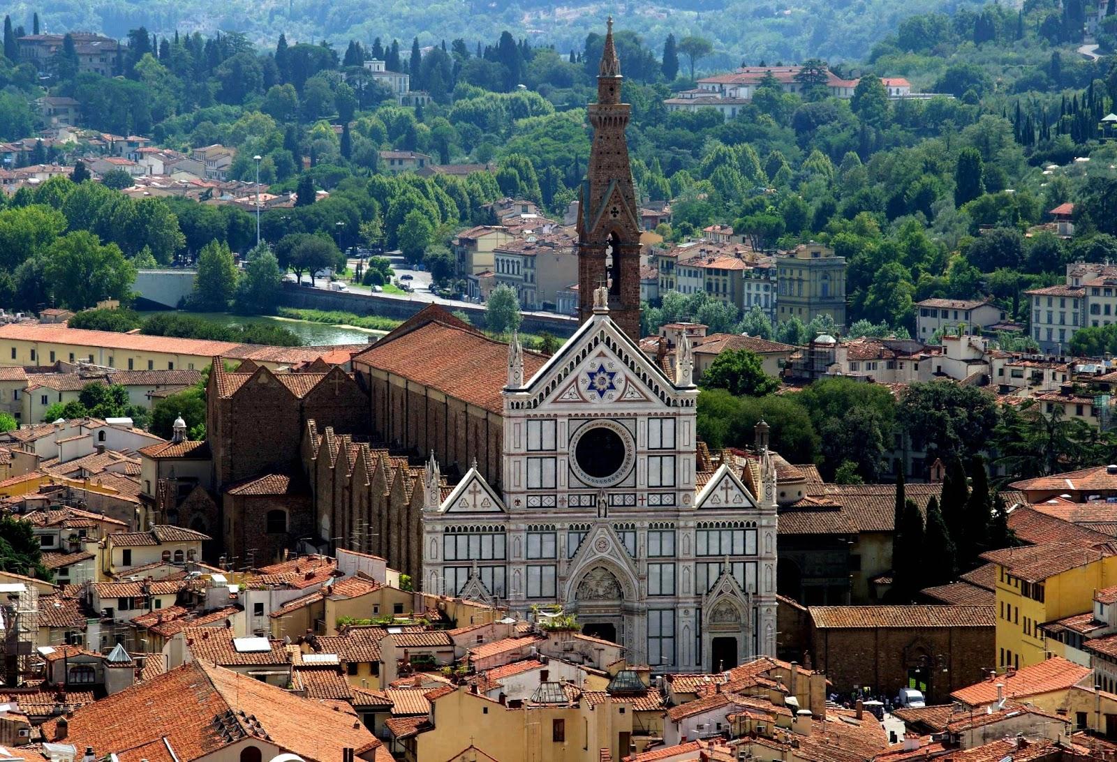 Santa Croce Dall'alto
