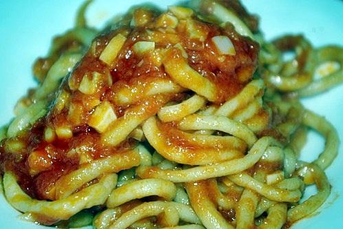 Pici All'aglione. Semplice, Veloce, Gustosa Ricetta.