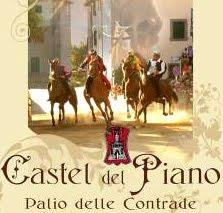 Palio Delle Contrade Di Castel Del Piano - Grosseto 2013