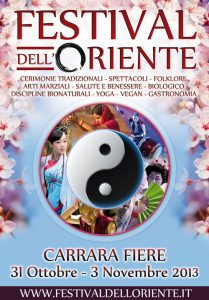 Festival Dell'Oriente. Dal 31 Ottobre Al 3 Novembre A Marina Di Carrara