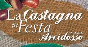 La Castagna In Festa Ad Arcidosso, Edizione 2013. Ottobre.