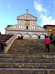 La Basilica Di San Miniato Al Monte. Tra Firenze Ed Il Cielo