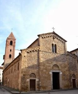 La Chiesa Di San Sisto. Visitare Pisa