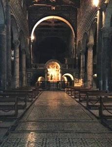 Interni San Miniato Al Monte 2013a