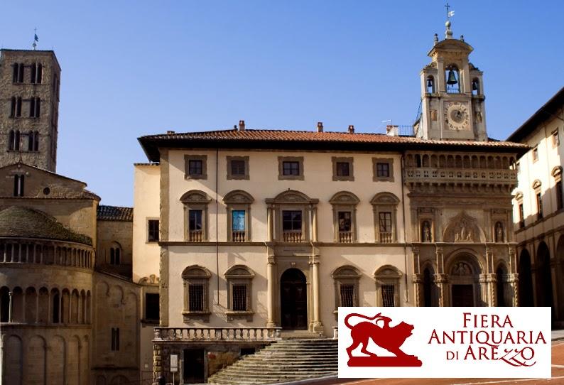 Fiera Antiquaria Ad Arezzo. Prossimo Appuntamento: Sabato 4 E Domenica 5 Gennaio 2014