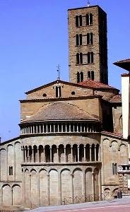 Santa Maria Assunta Pieve Arezzo