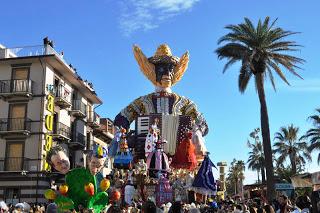 Carnevale Viareggio 2013 2