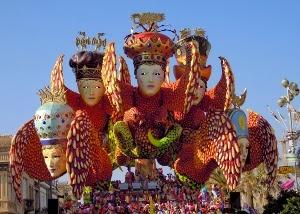 Carnevale Viareggio 2013 3