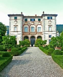 Villa Di Cetinale E Parco Della Tebaide, Tra Arte, Natura E Spiritualità
