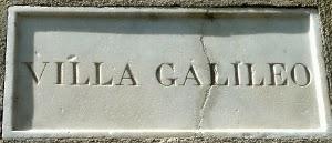 Villa Galileo Galilei