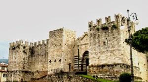 Il Castello Dell'Imperatore A Prato, Un Maniero Svevo In Toscana