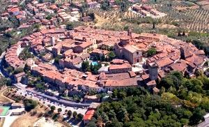 Panoramica Lucignano