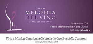 Melodia del vino 2014