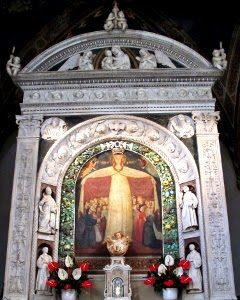 Affresco santa maria delle grazie