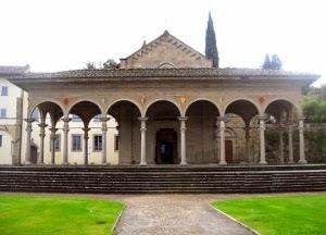 Visitare Arezzo. Santa Maria Delle Grazie