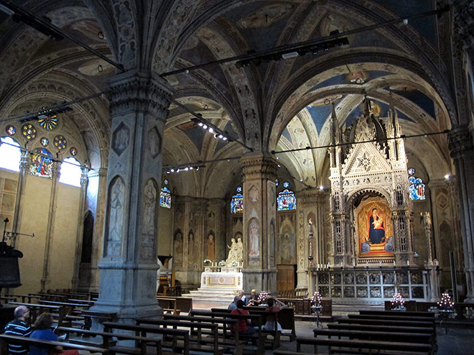 Chiesa Di Orsanmichele - Di Sailko - Opera Propria, CC BY-SA 3.0, Https://commons.wikimedia.org/w/index.php?curid=21633784